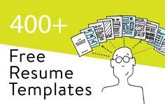 Microsoft Word Resume Template - 49 Free Samples