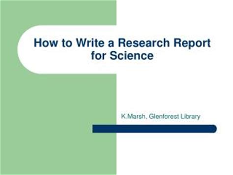 Technical writing and reporting pdf